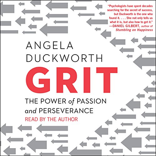 Grit - The Power of Passion and Perseverance Hörbuch