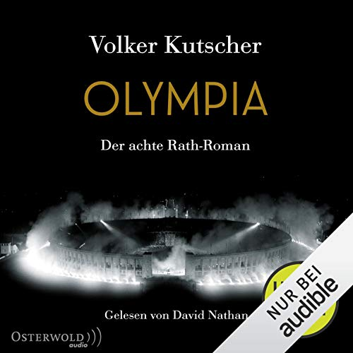 Olympia - Gereon Rath 8 Hörbuch